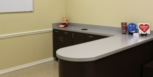 Veterinary Hospital Exam Room 1